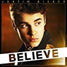 Justin Bieber- Believe DELUXE LIMITED EDITION CD / DVD Set - Includes