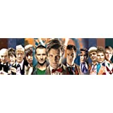 Doctor Who Doctors Collage Panorama TV Poster