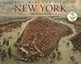 Historic Maps and Views of New York (1579125948) by Virga, Vincent