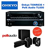 Onkyo TX-NR636 7.2-Channel Network