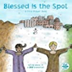 Blessed is the Spot  (Board Book & DV...