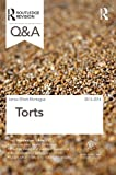 Q&A Torts 2013-2014 (Questions and Answers)