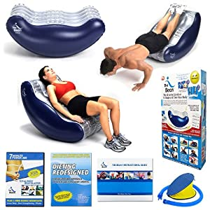 The Bean Deluxe Ultimate Exerciser with DVD & Pump