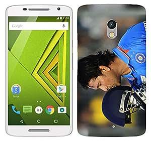 WOW Printed Designer Mobile Case Back Cover For Motorola Moto X Play