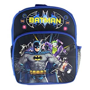 Batman Mini Backpack-Batman Toddler size Backpack