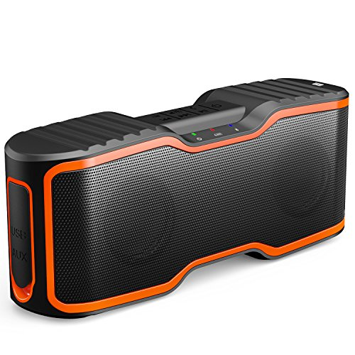 AOMAIS 블루투스 스피커 2색상 - AOMAIS Sport II Portable Wireless Bluetooth Speakers 4.0 with Waterproof IPX7,20W Bass Sound,Stereo