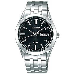 [スピリット]SPIRIT 腕時計 ソーラー サファイアガラス 3気圧防水 ペア SBPX083 メンズ