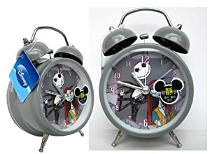 Nightmare Before Christmas Alarm Clock - Jack Skellington Alarm Clock