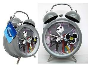 Nightmare Before Christmas Alarm Clock - Jack Skellington Alarm Clock
