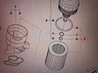 Bmw 11 42 7 566 327 Oil Filter Element Set from BMW