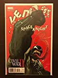 Venom Space Knight 11 Limited 1:25 Sandoval Variant Marvel Comic Book Incentive Spiderman