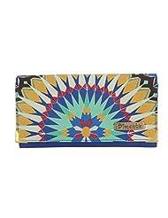 Pimento By Malaga Blue Print Wallets (WL 020)