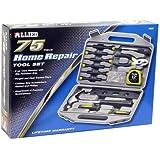 Allied Tools 49027 75-Piece Home Maintenance Tool Set
