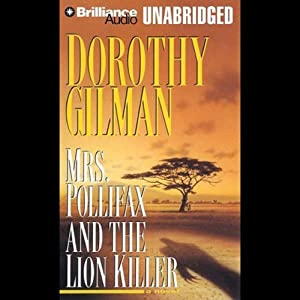 Mrs. Pollifax and the Lion Killer Audiobook