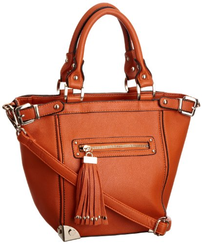 Dune Fashion Orange Dame Handbag