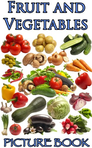 Fruit and Vegetables (Picture Book) (Fruits And Vegetables Pictures compare prices)