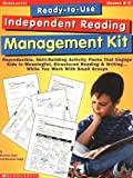 img - for Ready-to-Use Independent Reading Management Kit (Grades 2-3) by Beverley Jones (2000-10-01) book / textbook / text book