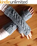 7 Fingerless Gloves Knitting Patterns...