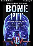 img - for Bone Pit by Bette Golden Lamb and J.J. Lamb (Gina Mazzio Series, Book 3) from Books In Motion.com book / textbook / text book
