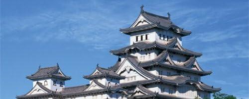 特選 四季の詩 2014スモールピース 姫路城 -白鷺の城- (45cm×62cm、対応パネルNo.10-Y)