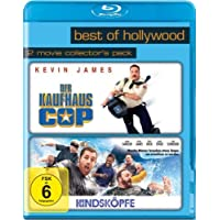 Best of Hollywood 2012 - 2 Movie Collector's Pack 47 (Der Kaufhaus Cop / Kindsk�pfe) [Blu-ray]