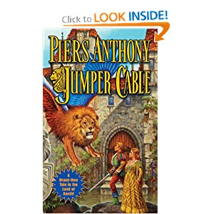 Jumper Cable (Xanth, No. 33) by Piers Anthony