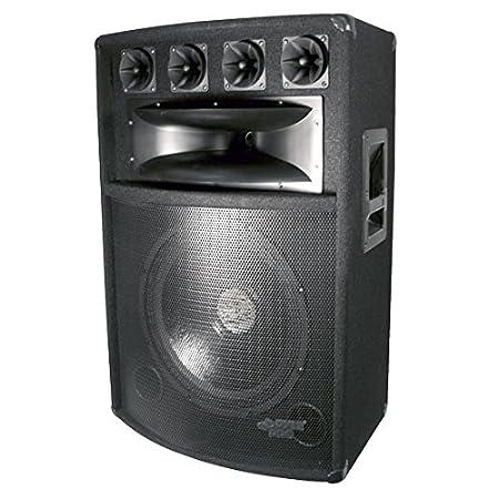 Pyle PADH1589 Enceinte pour MP3 & Ipod Noir