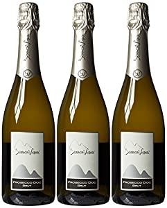 Biancavigna Spumante Brut NV Sparkling Wine 75 cl (Case of 3)