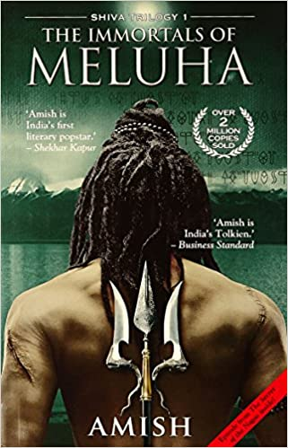 The Immortals of Meluha (Shiva Trilogy) by Amish (Author)