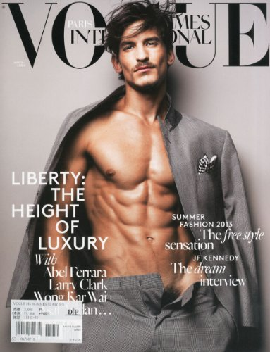 Vogue Hommes International [France] March 2013 (単号)