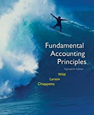 Fundamental Accounting Principles Volume 2 by John Wild