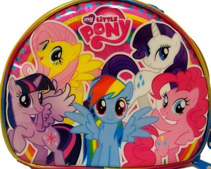 My Little Pony Oval Lunch Kit