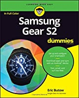Samsung Gear S2 For Dummies Front Cover