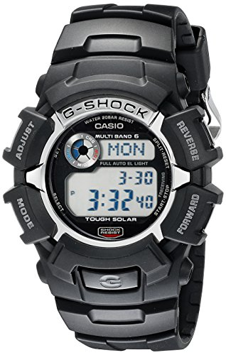 G-Shock GW2310-1 Men's Tough Solar Atomic Black Resin Sport Watch (Amazon G Shock compare prices)
