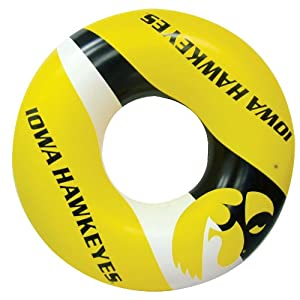 Buy Team Sports America Iowa Hawkeyes Swim Ring by Team Sports America