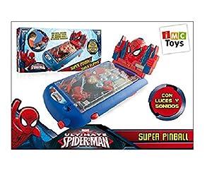 IMC - Jeu de societe - Flipper electronique Spiderman