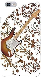 CimaCase Guitar Designer 3D Printed Case Cover For Apple iPhone 6S Plus