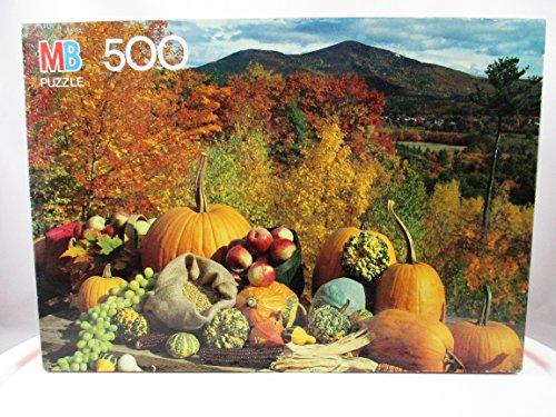 500 Piece Croxley Jigsaw Puzzle - Harvest Still Life