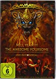 Gamma Ray -Hell Yeah - The Awesome Foursome [2DVD] [2010]
