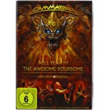 "Hell Yeah: The Awesome Foursome [2 DVDs]von ""Gamma Ray"""