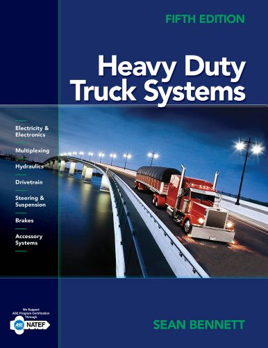 Bundle: Heavy Duty Truck Systems + Automotive & Truck Technology CourseMate with eBook 1-Year Printed Access Card