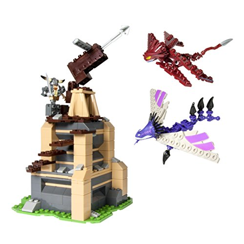 IONIX: How To Train Your Dragon 2 ? Berk Watchtower Playset 21000