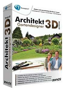 Architekt Gartendesigner 3D - Version X5