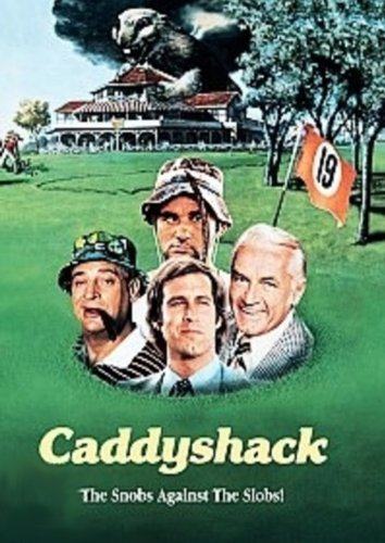 Caddyshack on Amazon Prime Instant Video UK