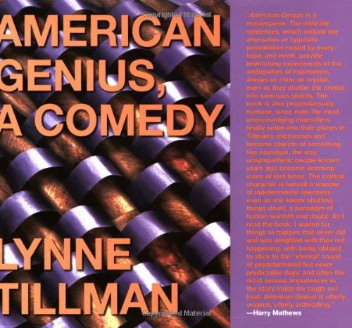 Image of American Genius: A Comedy