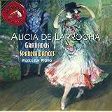 Granados - Spanish Dances; Danzas Españolas; Valses Poeticos