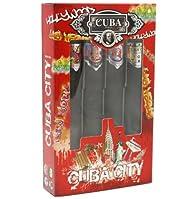 Champs Cuba City Collection By Champs For Women Gift Set (Eau De Parfum Spray 1.17-Ounce/35 Ml of…