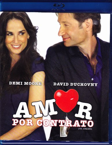 AMOR POR CONTRATO (THE JONESES) [*Blu-ray region free] - Mexico