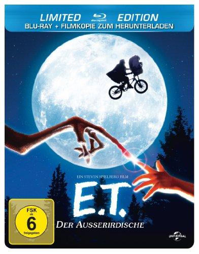 E.T. - Der Außerirdische [Limited Edition] (Steelbook) [Blu-ray]