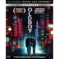 Oldboy - 10th Anniversary Edition [Blu-ray]